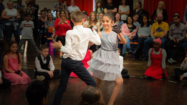 Tanzunterricht Schule